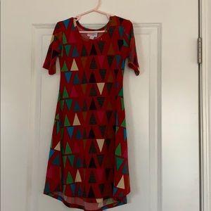 Size 6 LulaRoe Adeline Dress